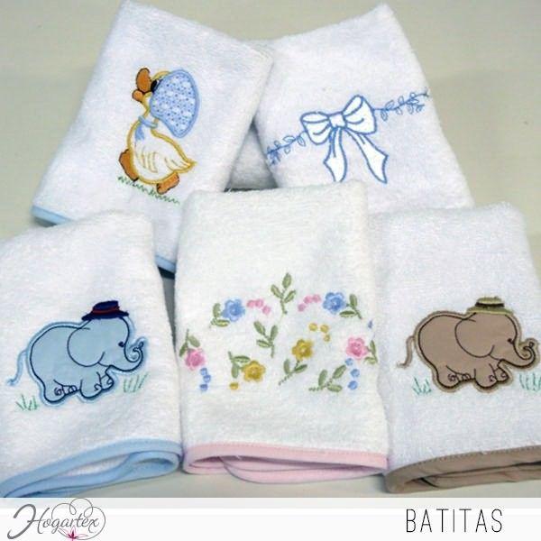 Toallitas animales toallitas con bordado de animales y - Toallas infantiles personalizadas ...