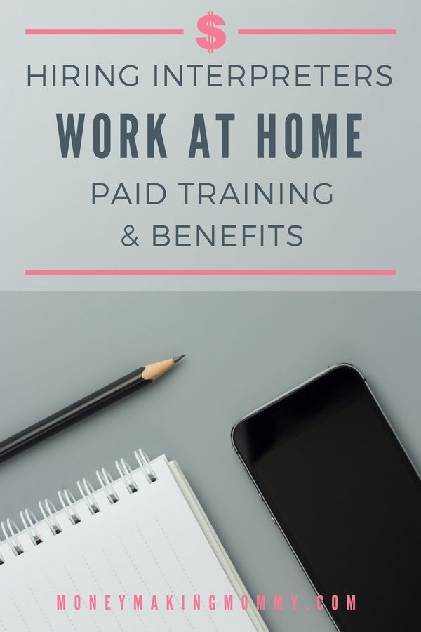 Hiring Interpreters Work From Home Too Working From Home Work