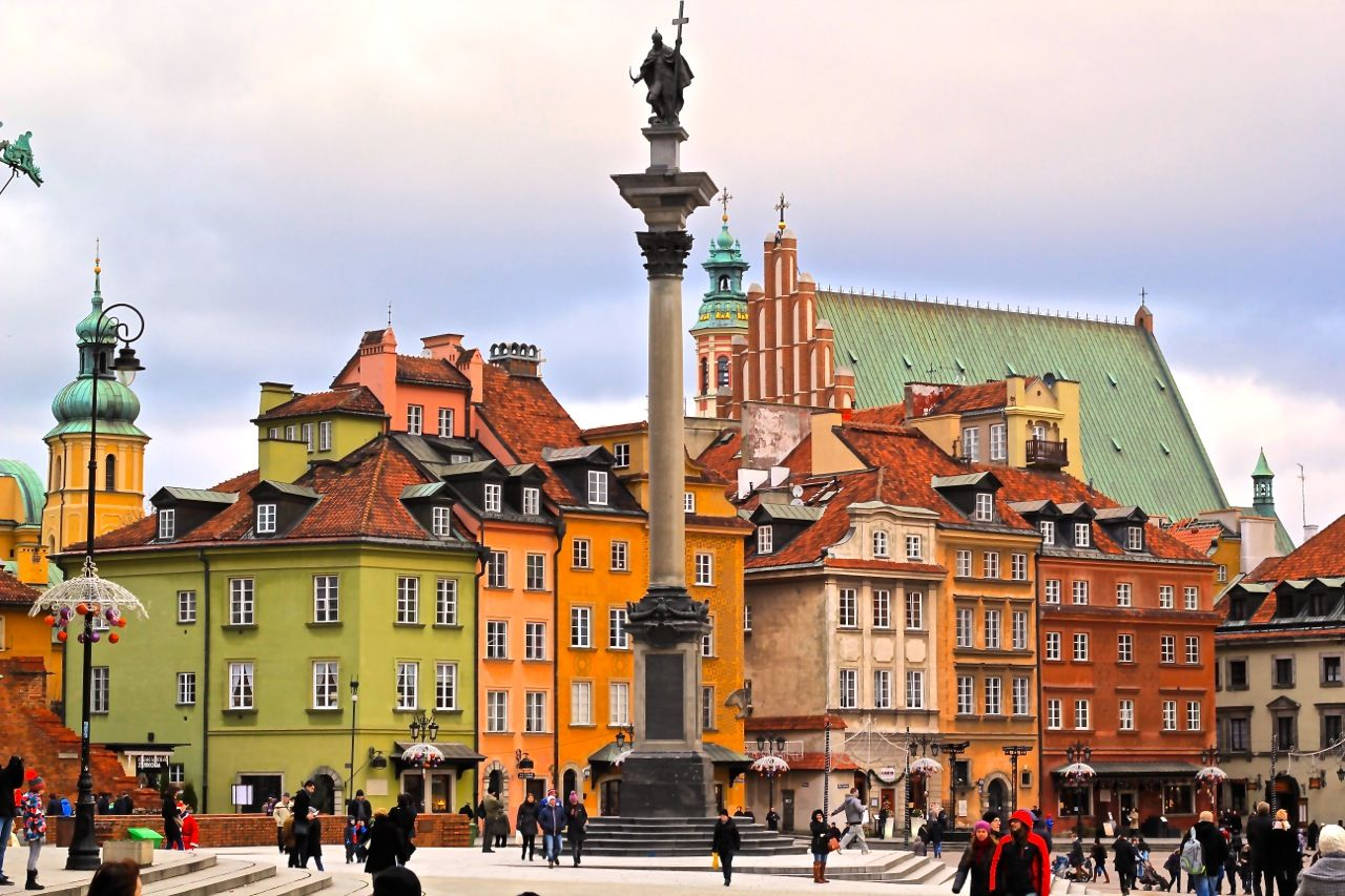 Warsaw Poland World Of Wanderlust World Heritage Sites Cities In Europe