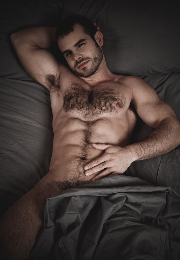 Nude Pics Of A Hairy Hunky Bear