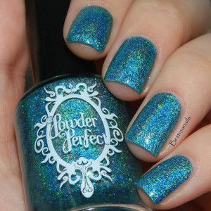 Powder Perfect- Quest for Paradise Collection- Lagoon (Limited Edition)