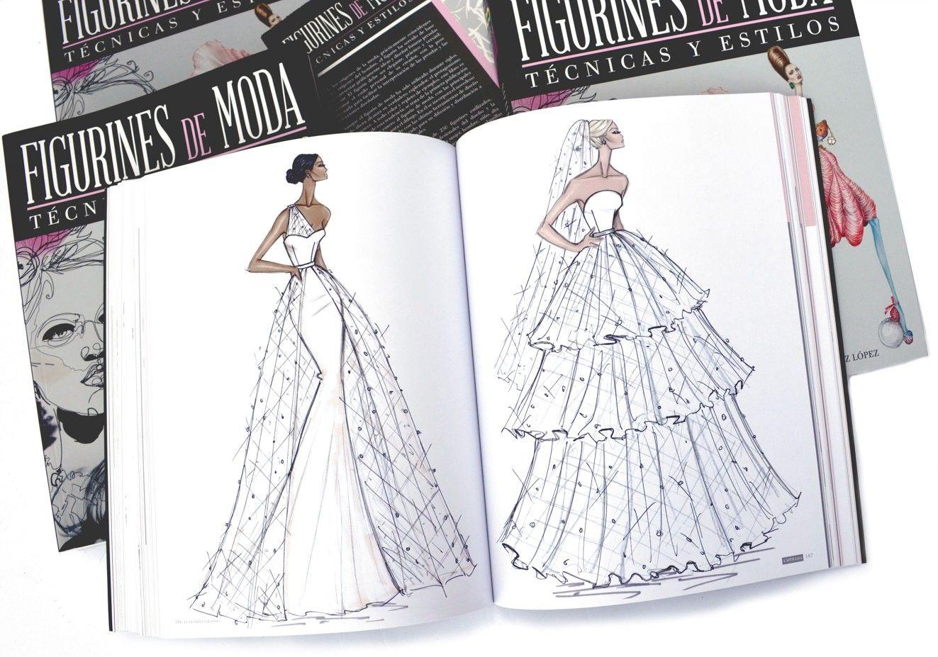 Figurines de vestidos de novia de Hayden Williams, entrevistado en ...