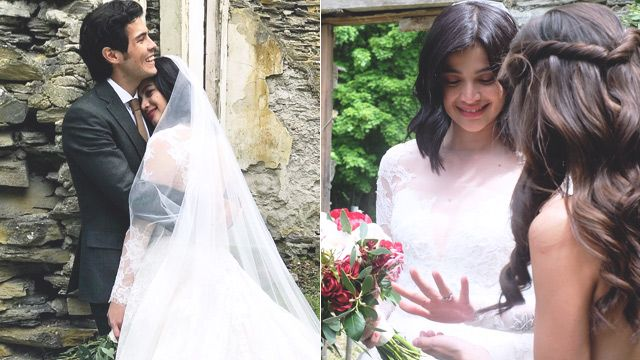 Anne Curtis And Erwan Heussaff S Wedding Rings Are Simply Elegant