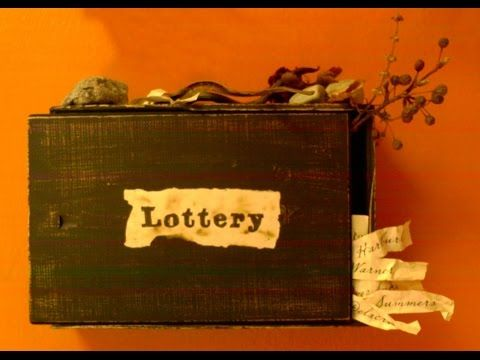 the lottery by shirley jackson analysis essay