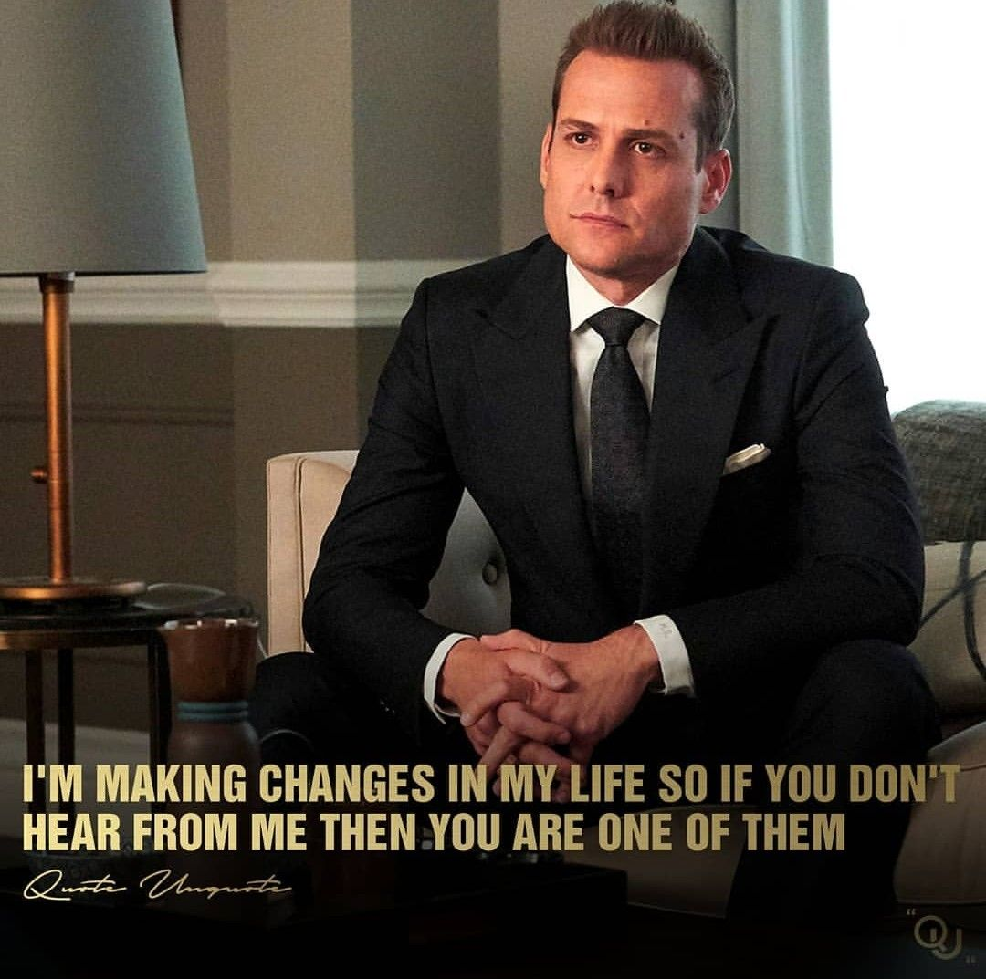 Pretty Much Though U Can Always Reach Out See How Is It Going Suits Quotes Harvey Specter Quotes Badass Quotes