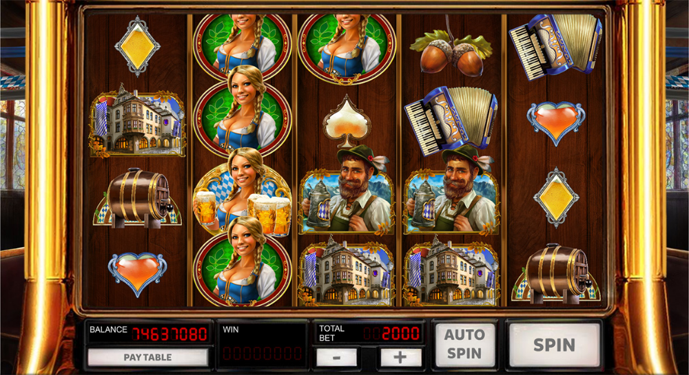 Spiele Heidi At Oktoberfest - Video Slots Online