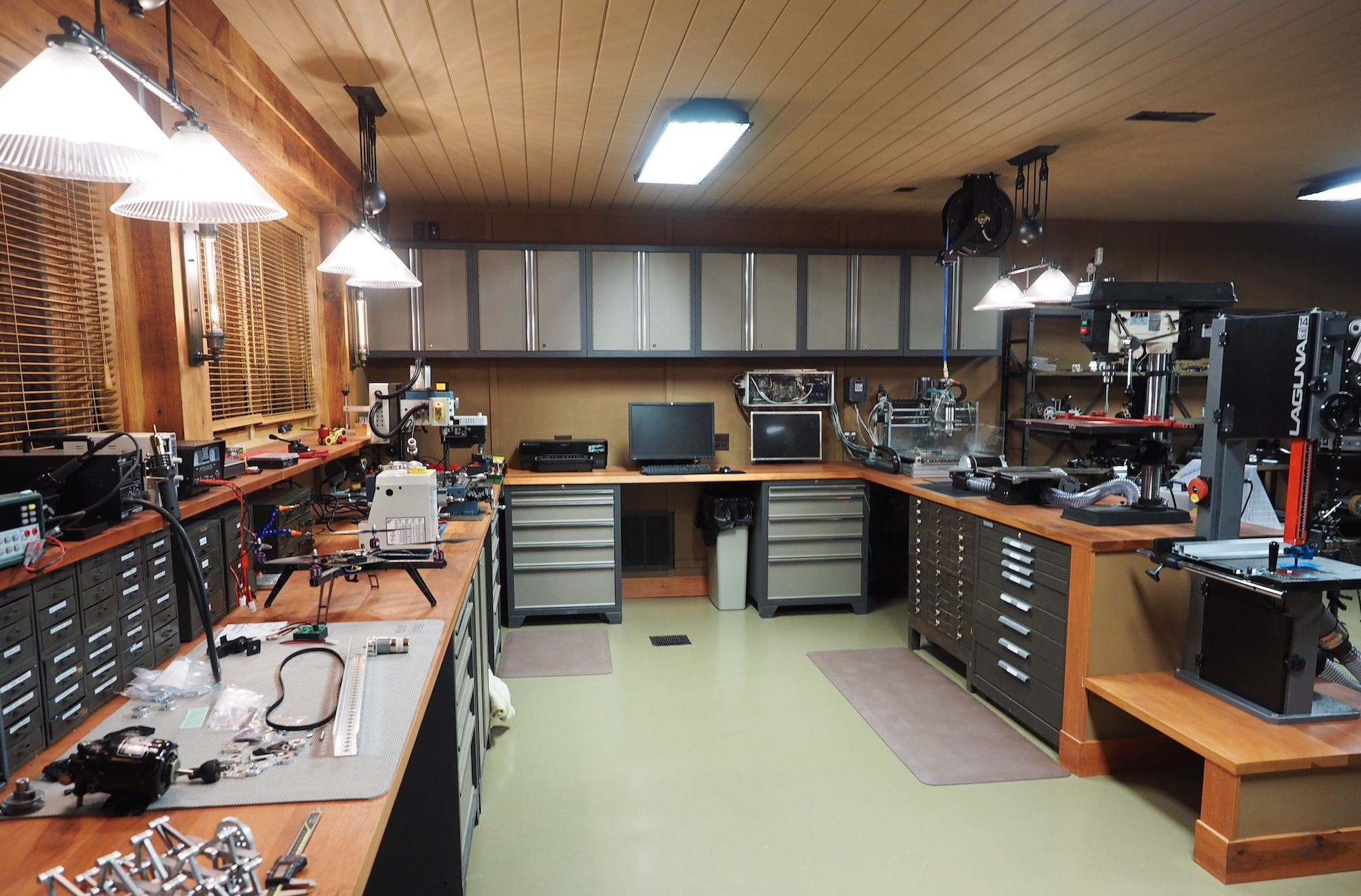 Garage Workshop Ideas