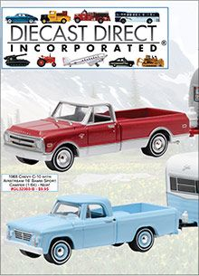 Diecast Direct catalog of replica cars & coupon code | Die cast