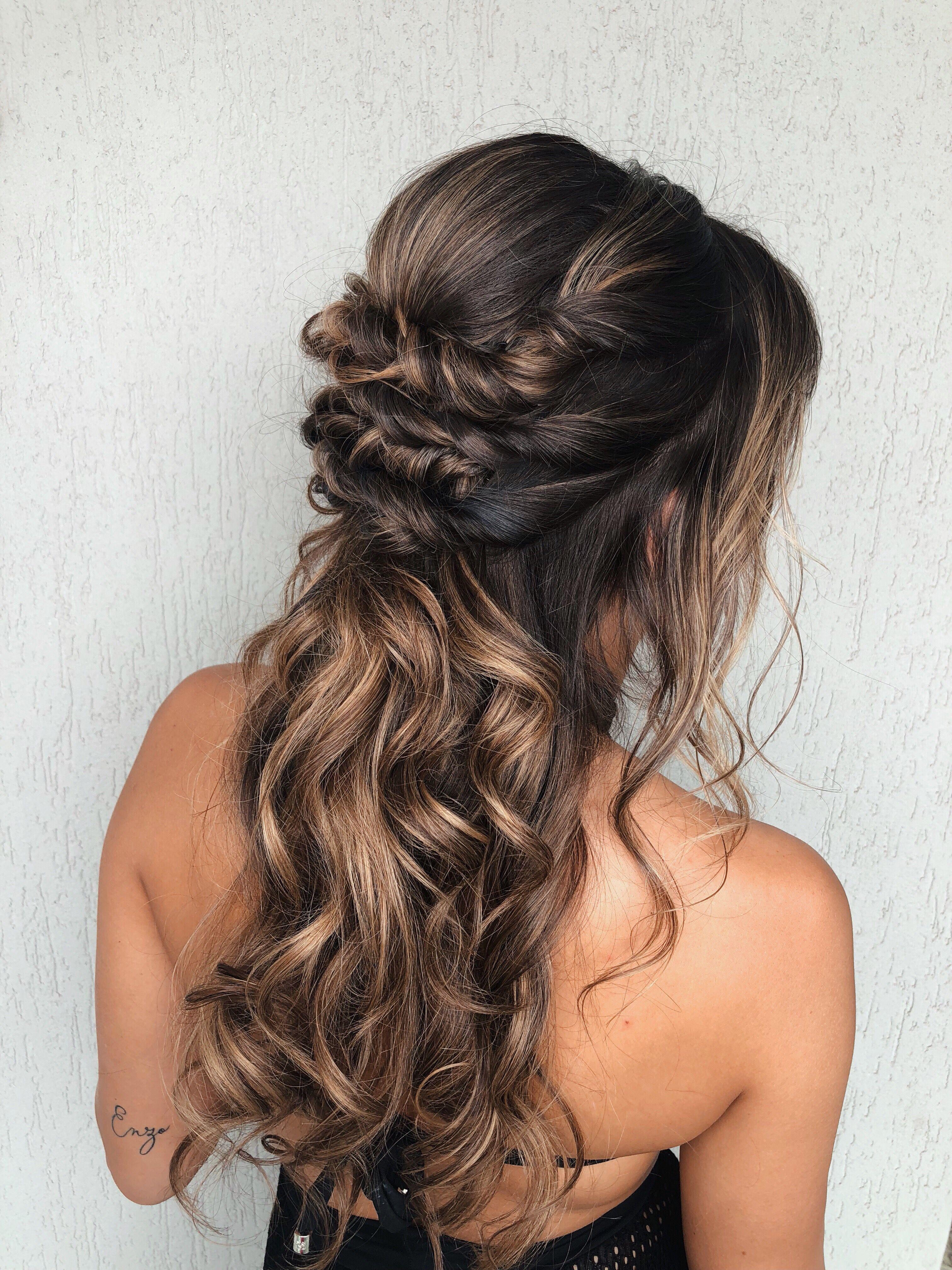 2019 year looks- Cut hair prom inspiration