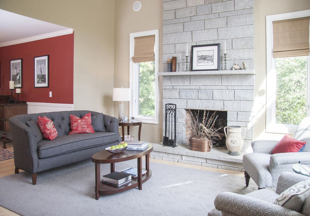 White brick fireplace ideas to use in your living room décor #whitebrickfireplace wb2-1000x600 White brick fireplace ideas to use in your living room décor #whitebrickfireplace