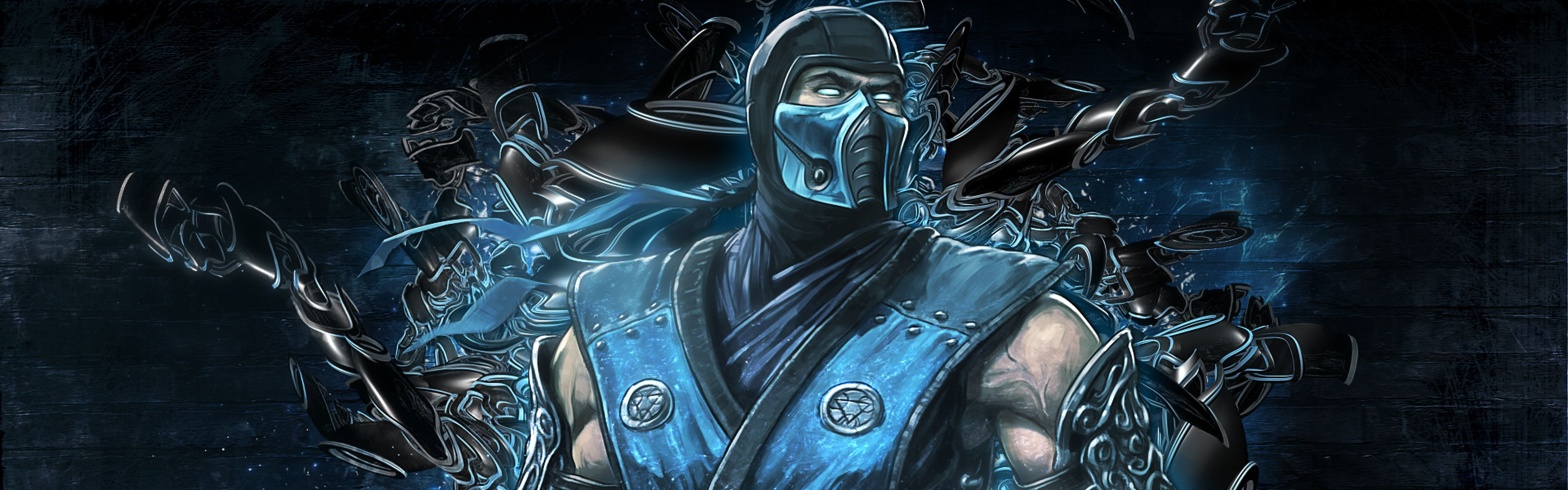 Mortal Kombat Sub Zero Wallpaper Find Best Latest In HD