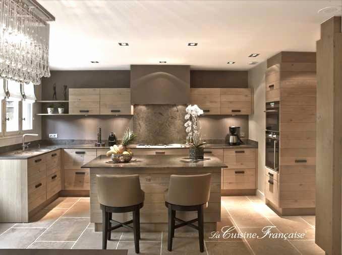 28 Genial Cuisine Rustique Chic Meilleur De Cuisine Rustique Bois Pour Deco Cuisine Rustique Moderne Home Kitchens Kitchen Design Kitchen Interior