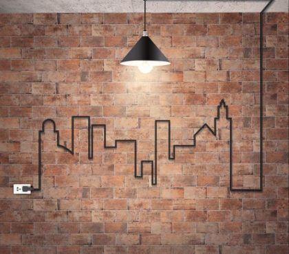 Wandpaneele aus Holz weiß lasieren 35 Ideen fürs
