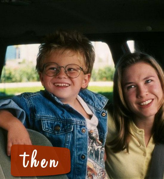 7 Child Stars from the '90s and 2000s — Then and Now! | Work