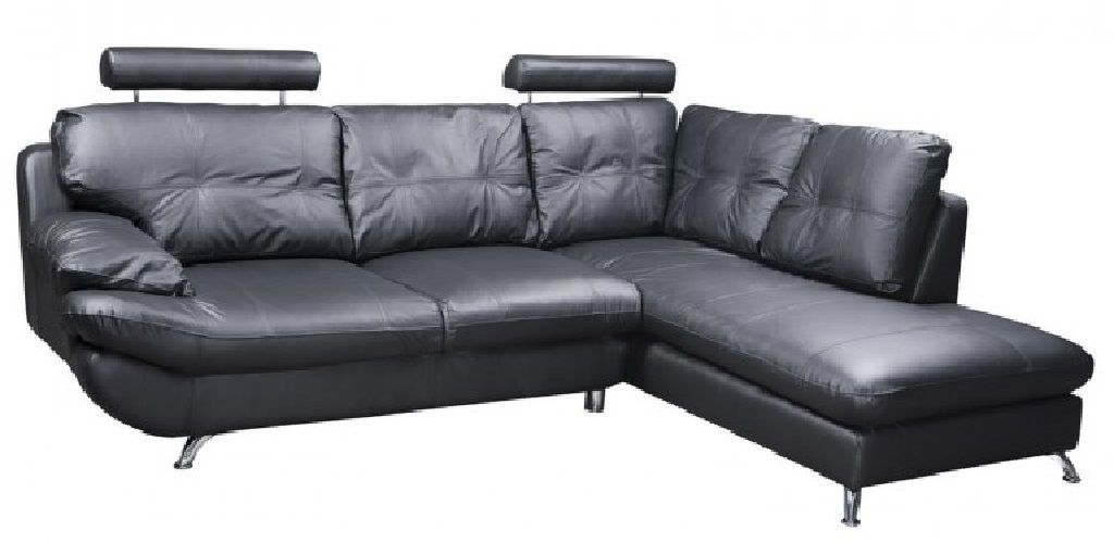 Best Sandy Corner Sofa Black