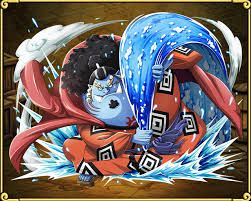 resultado de imagen de jinbei treasure cruise anime one piece one piece anime