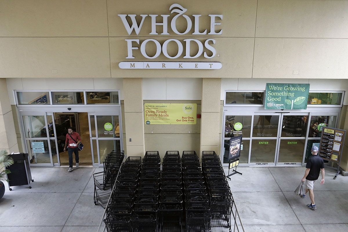 Want a Whole Paycheck From Whole Foods? It's Filling 6,000