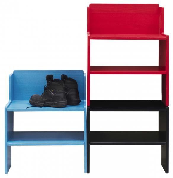 étourdissant meuble banc chaussures ikea | décoration française