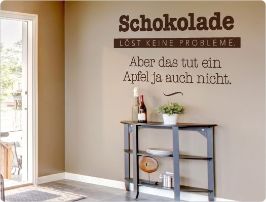 Wandtattoo - Wandtattoo Küche 11838 \