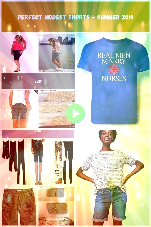Bermuda Shorts in Dark Wash Denim  My style  modest shorts modest shortsWomens Modest Bermuda Shorts in Dark Wash Denim  My style  modest shorts modest shorts Le Tote Rev...