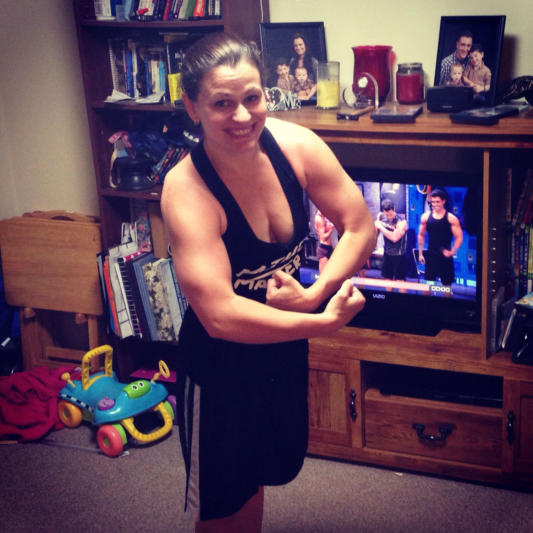Completed The Challenge Tonight On P90x3 Week Two