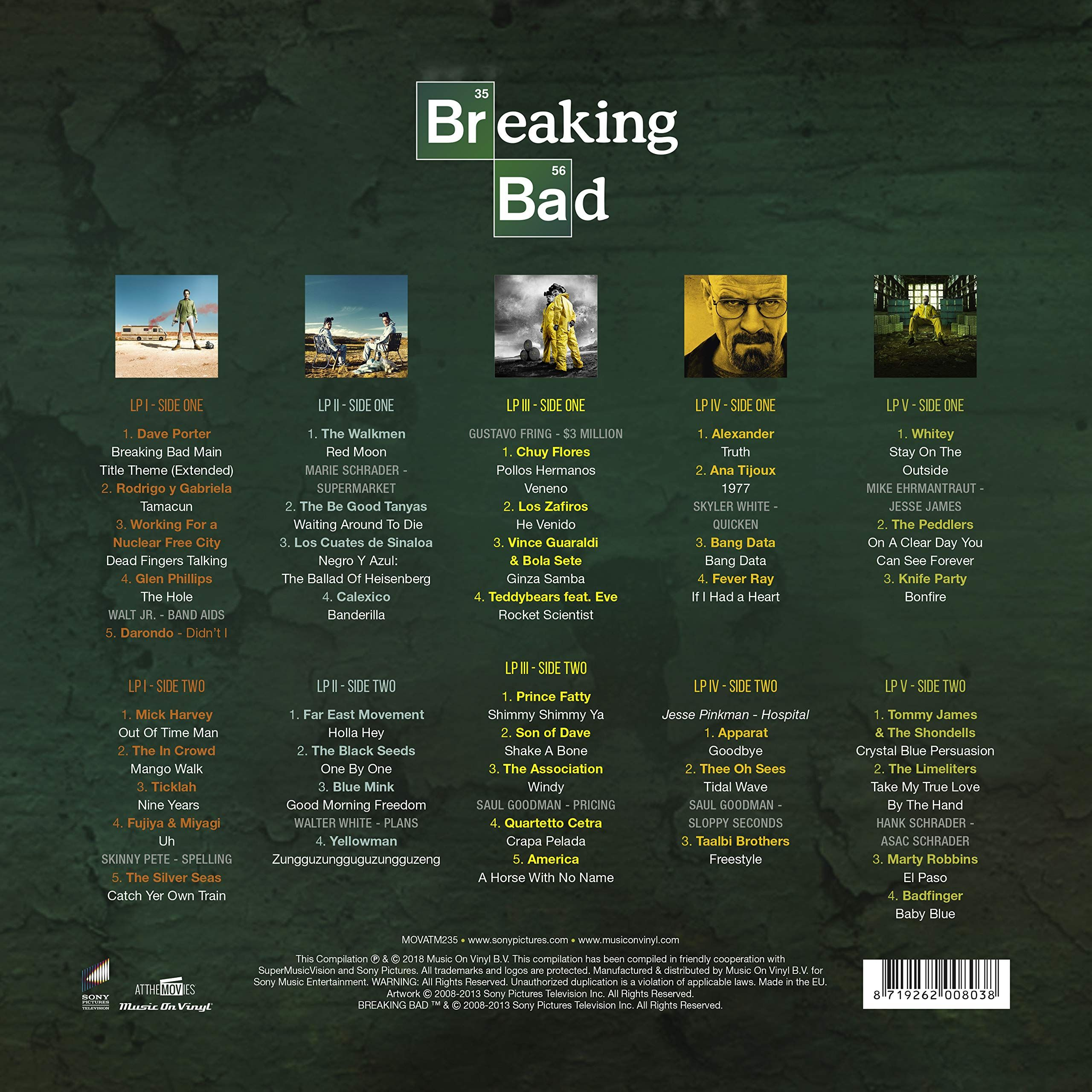 Breaking Bad O S T Breaking Bad Breaking Bad Ad Witze