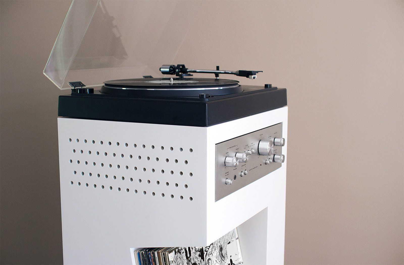Meuble Platine Vinyle Guillaume Bouvet Artisan Menuisier Designer Meuble Pour Platine Vinyle Meuble Vinyle Meuble Bois Recycle