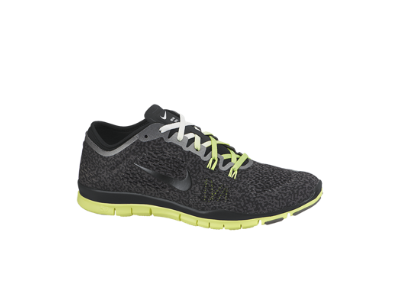 Indendørs trænings sko str. 39 - gerne dem her fra Nike.  - Nike Free 5.0 TR Fit 4 Mezzo Print Women's Training Shoe