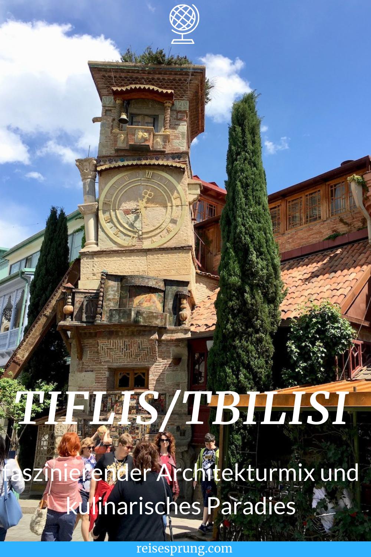 Tiflis Tbilisi Du Planst Einen Stadtetripp Sightseeing In Tiflis Tbilisi In Georgien Und Erlebe Historische Alts Georgien Tiflis Georgien Historische Altstadt