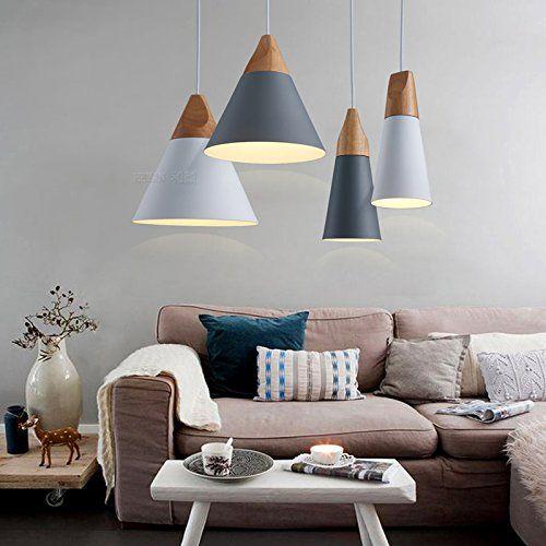 calistode deckenpendelleuchten lampe e27 hngelampe licht fr kche wohnzimmer kaffee bar esszimmer mit modern holz stil luxus blick - Lampen Fr Wohnzimmer