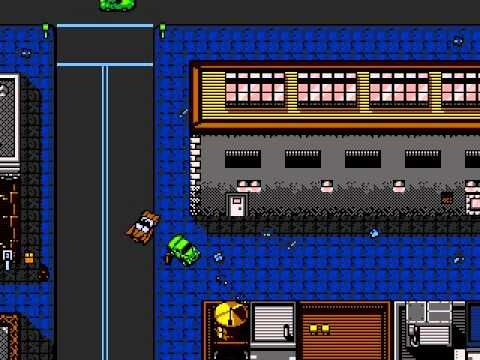 Retro City Rampage - Coming to PC/Steam, PlayStation 3, PS