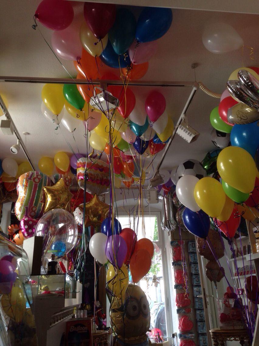 99 Luftballons ...oder mehr ?