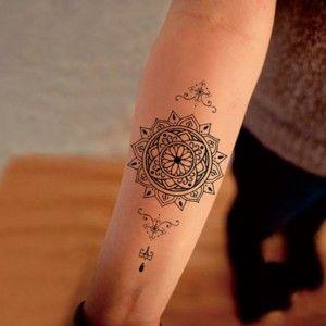107 Tatuajes Mandalas En El Brazo Actualizado Tatuaje Mandala Pequeno Tatuajes Mandalas Tatuajes Pequenos Mujer