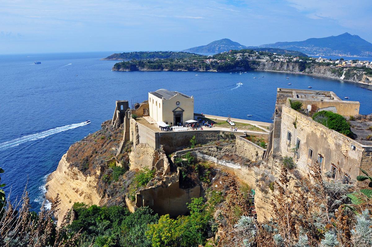 Procida, an island escape from Rome