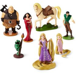 Disney Collection Rapunzel 7-pc. Figure Set
