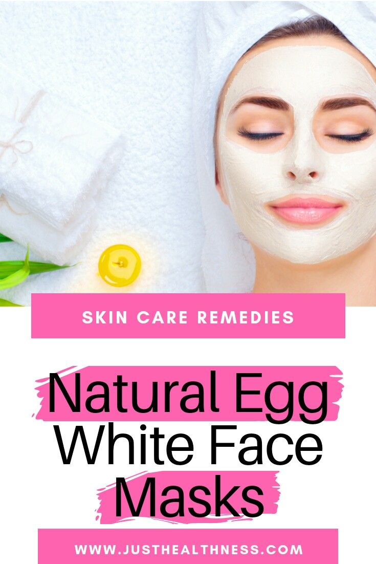 Photo of Natural Egg White Face Masks