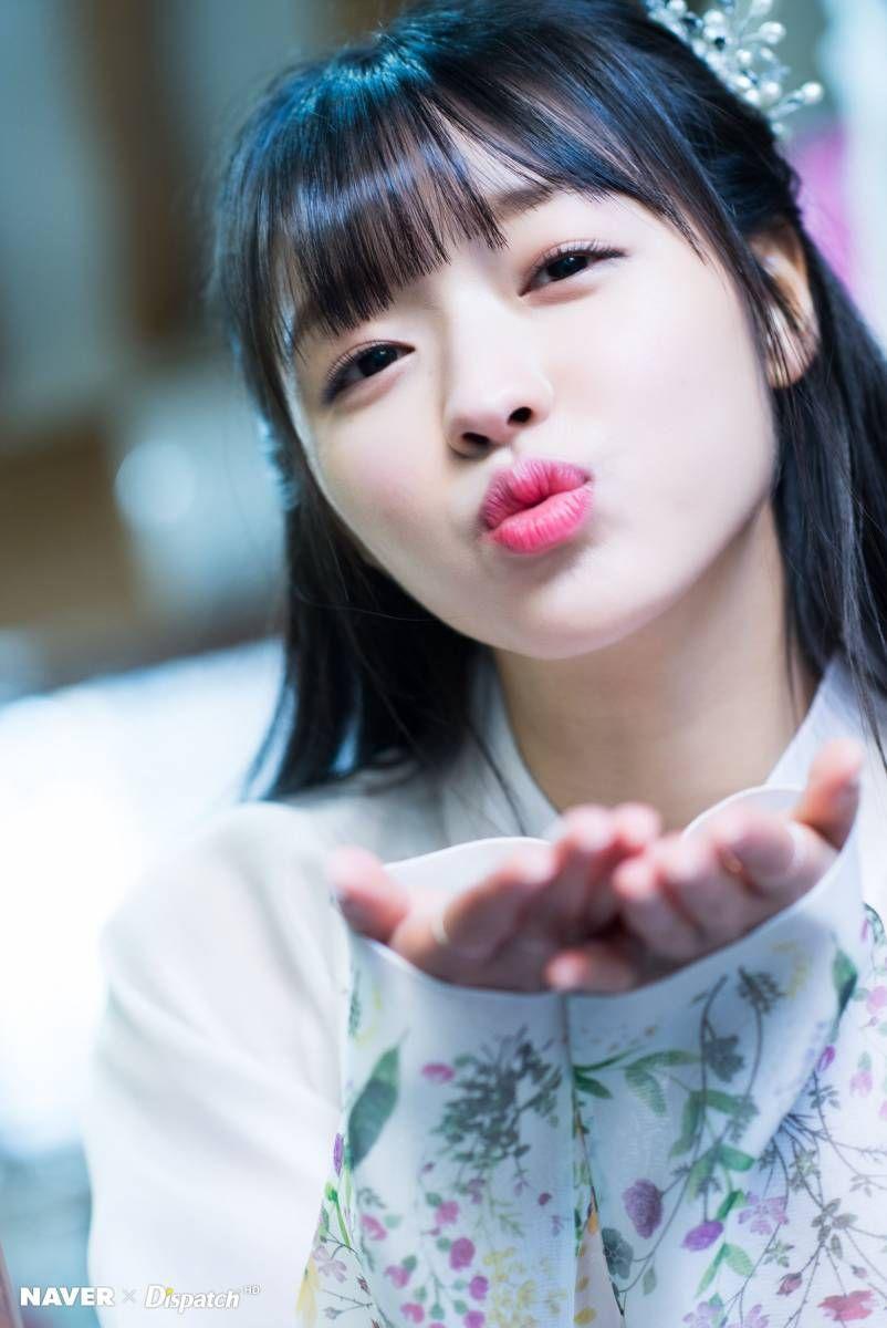 Click For Full Resolution Yooa 2018 Hanbok Oh My Girl Yooa My Girl Hanbok
