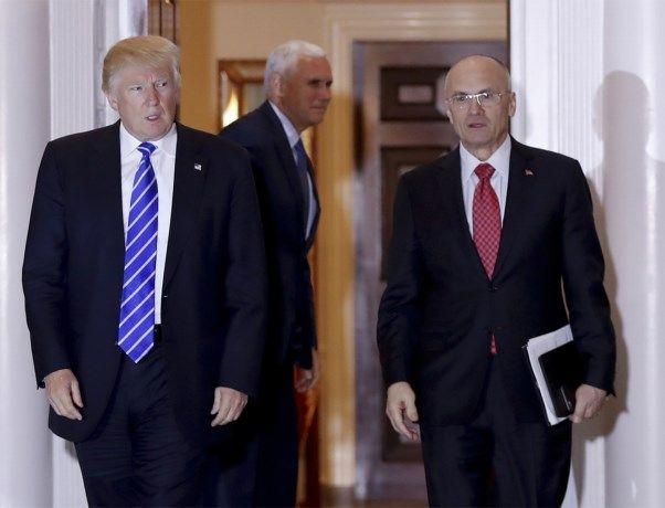 De kandidaat-minister van Werkgelegenheid van Donald Trump, Andrew Puzder, heeft woensdag zijn kandidatuur ingetrokken. Puzder doet dit nadat minstens vier...