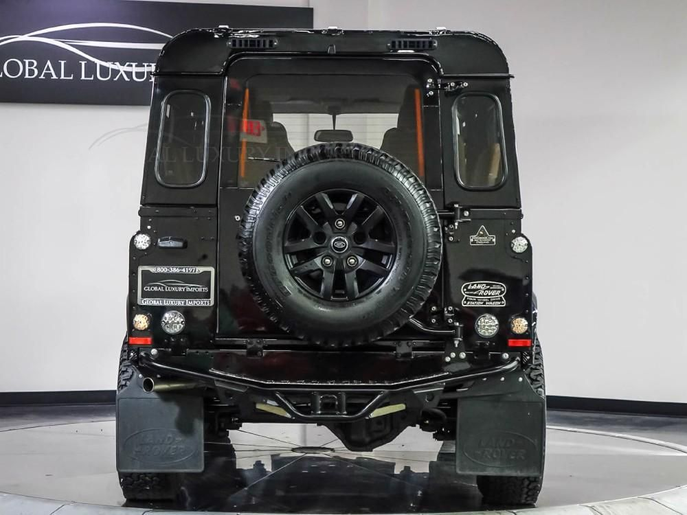 1984 land rover defender complete restore preowned