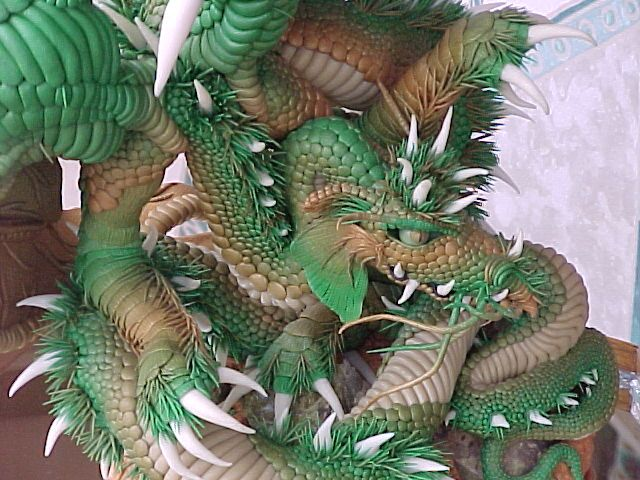 Dragon I Close Up by jshapeshifter.deviantart.com on @deviantART