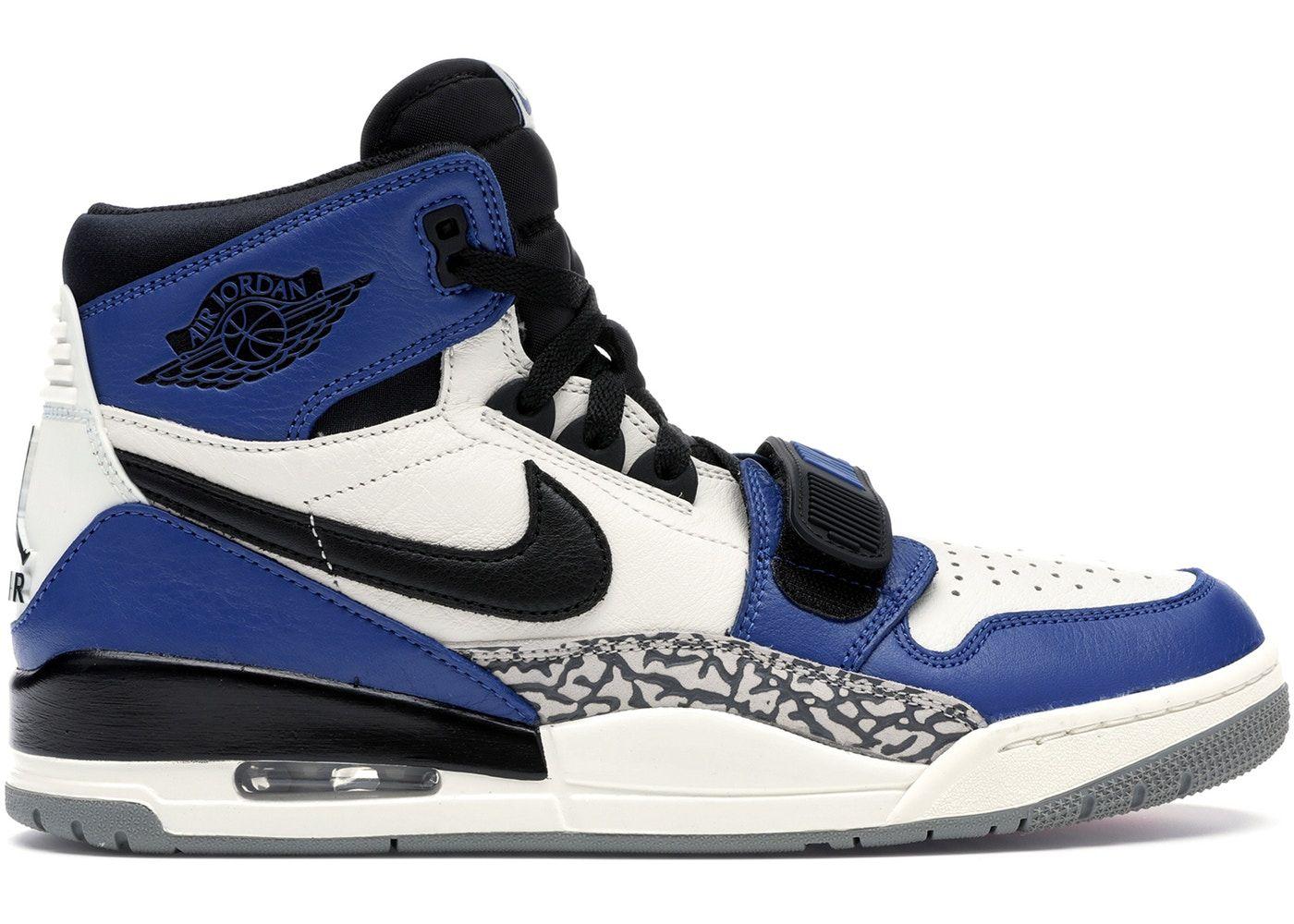 Jordan Legacy 312 Storm Blue Nike Flight Air Jordans Jordans