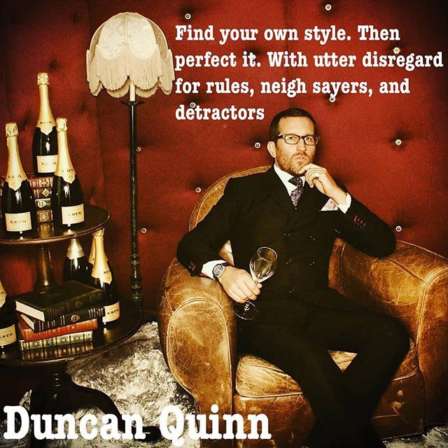 For duncan quinn ad suggest you
