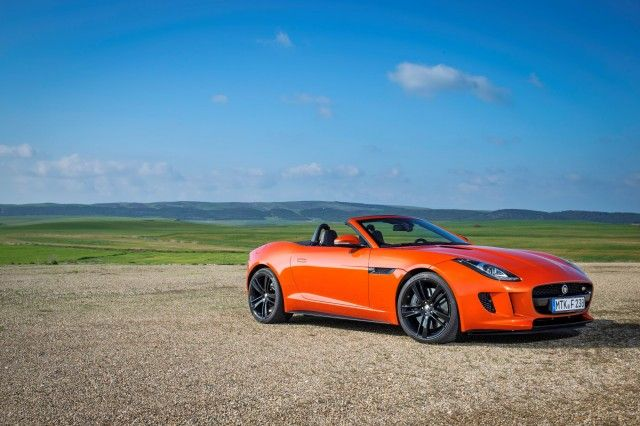 The 2014 Jaguar F Type Revives The E Typeu0027s Sportscar Formula Without  Bowing Down To Its Design Ethos  And Lives Up To The Promise Of Sports Car  Fun In A ...