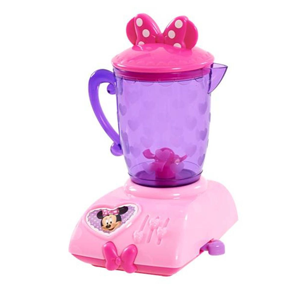 Disney Minnie Mouse Mini Appliances - Smoothie Maker - Just Play ...