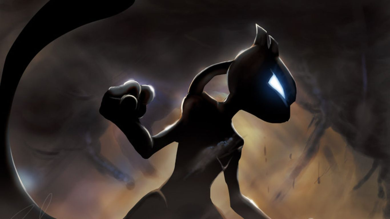 Mewtwo Wallpaper For Mac 90D