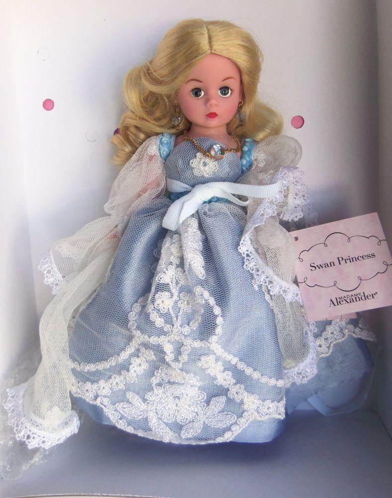 "Madame Alexander 10"" Cissette SWAN PRINCESS 33690 in Box, LE 1000 #MadameAlexander #Dolls"