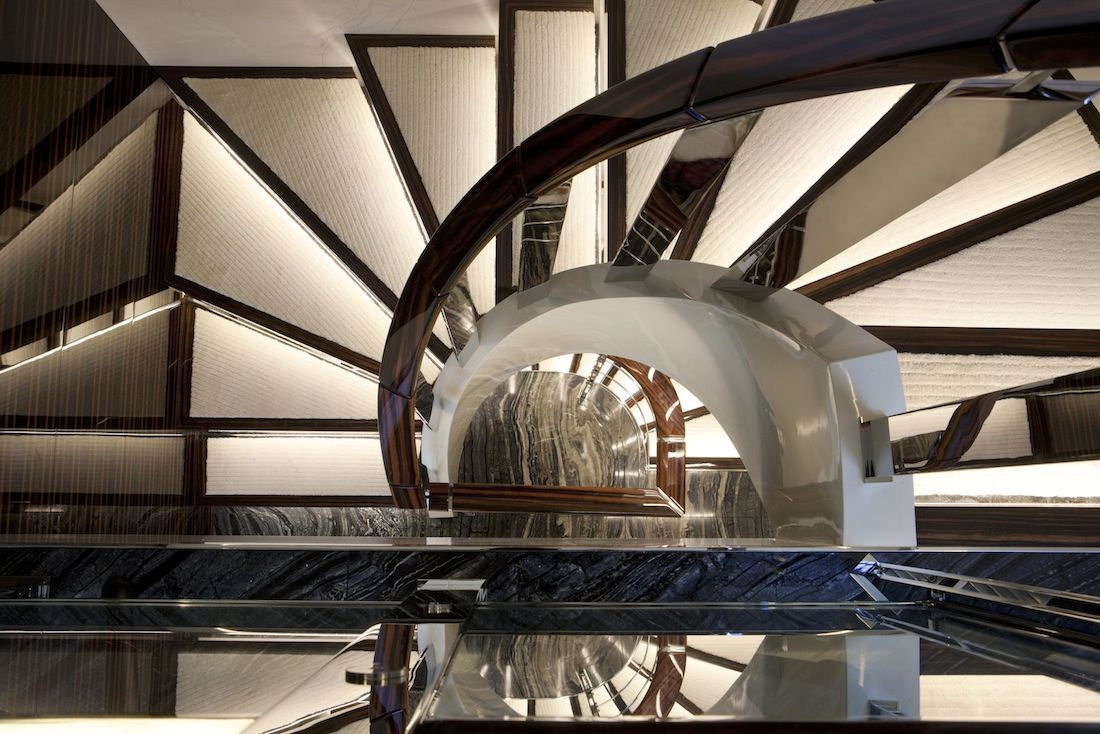 Luxury superyacht keyla interior by hot lab luxury yacht charter - Hot Lab Yacht Design Keyla 45m M Y Keyla 45m Pinterest Design Projects And Labs