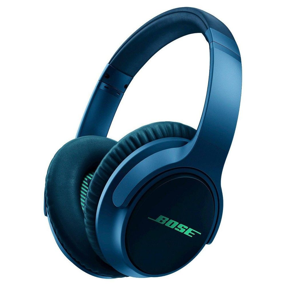 Bose® SoundTrue Around-Ear Headphones (Android/Windows Mobile) - Blue