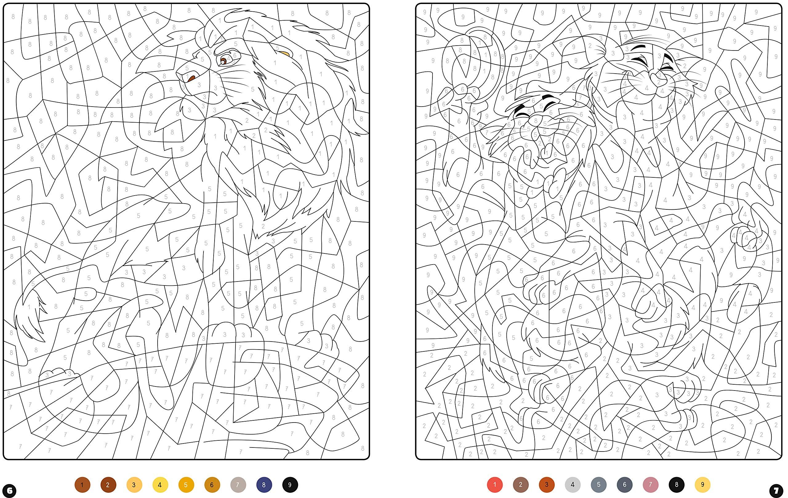 26++ Coloriage mystere disney a imprimer information  Coloriages