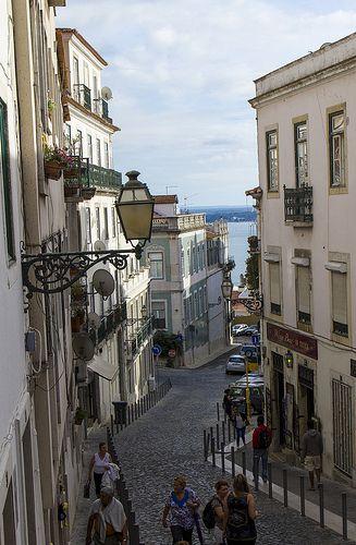 Portugal, Lisboa, Paisaje urbano 005